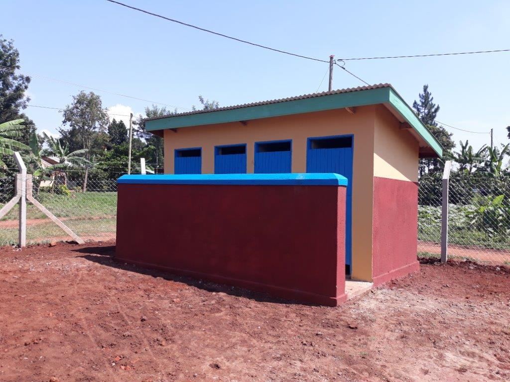 Nursery school latrines