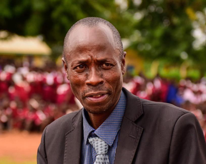 Head teacher:  Godfrey Manda
