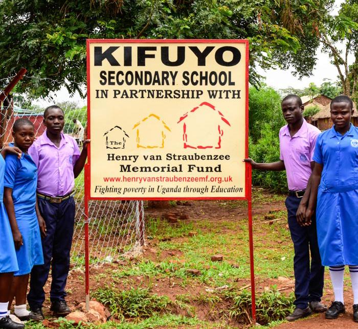 Kifuyo Secondary Sign