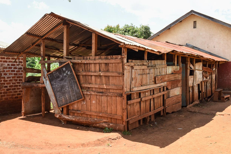 Kiira Public Primary The original nursery school