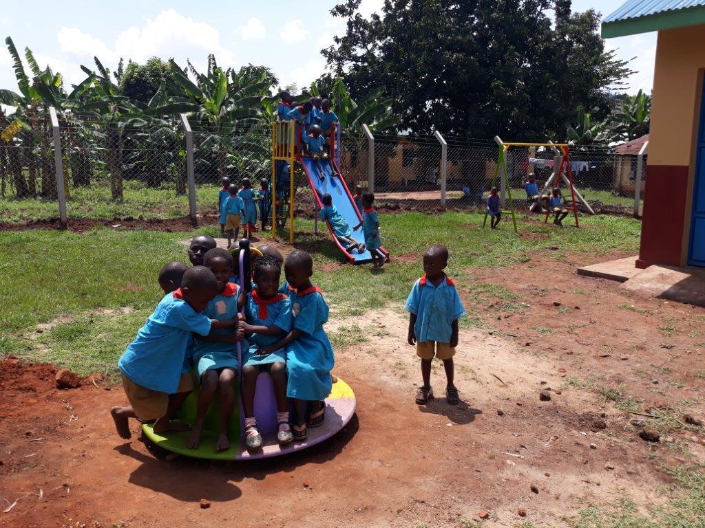Muguluka NS - Play equipment