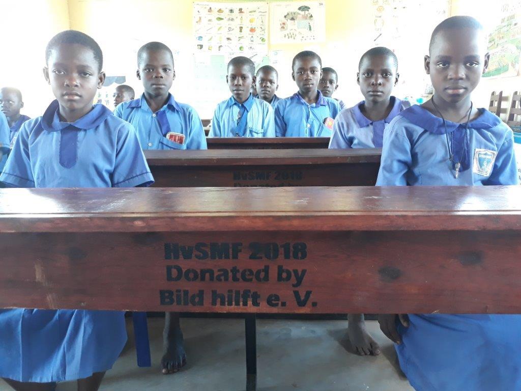 Nalinaibi - BILD desks