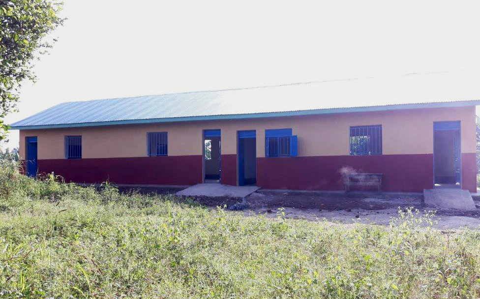 Nursery school block