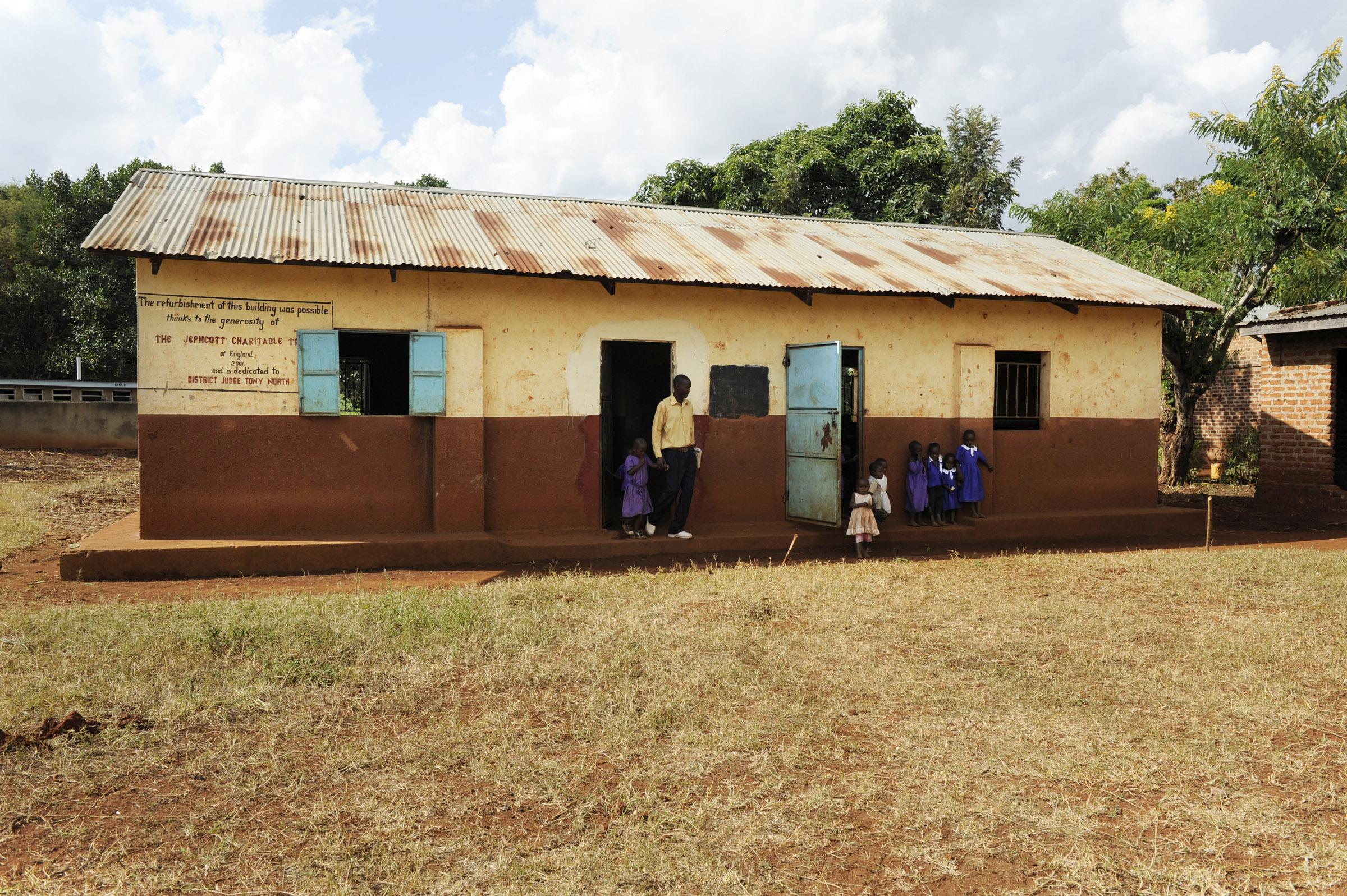 Original 2 x classrooms