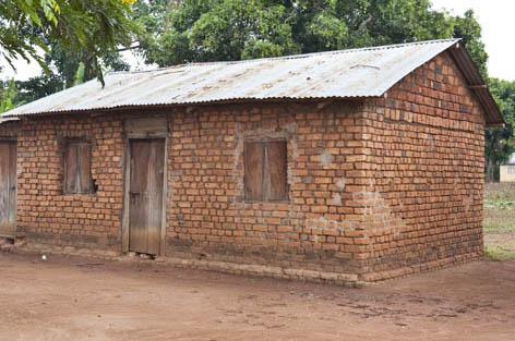 Original head teacher's house