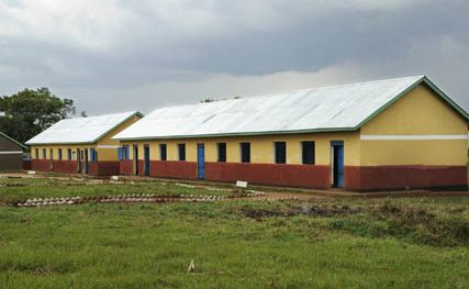 3.5 classrooms and 2.5 classrooms