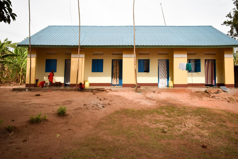 4 x new teachers' houses