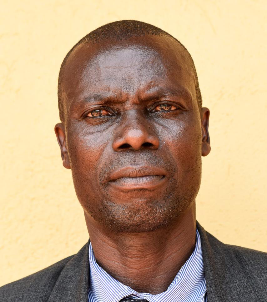 Hrad Teacher Moses Peduno