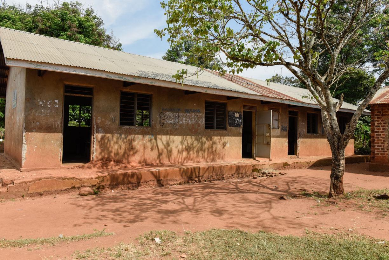 Block of 2.5 classrooms
