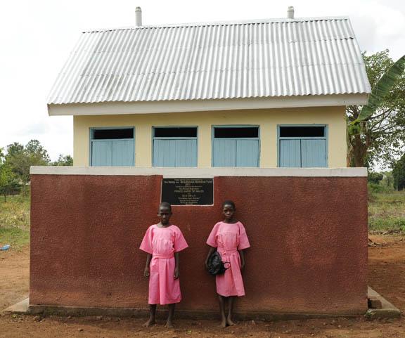 4 x nursery latrines