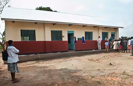 2 new classrooms