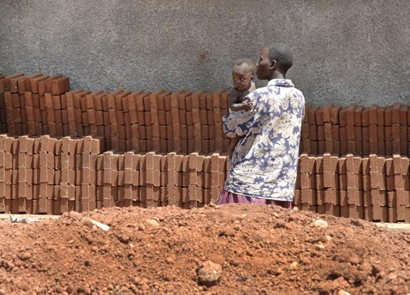 ISSB Bricks at Kisadhaki