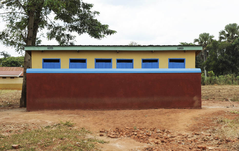 HvSMF teachers' latrines and washrooms