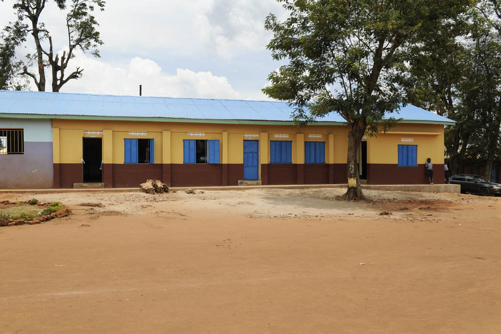 HvSMF renovated 3 classrooms
