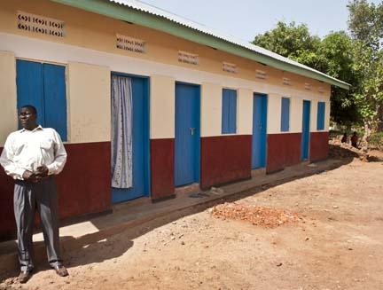HvSMF renovated teachers' houses