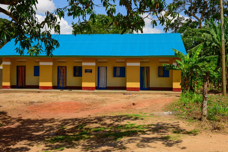 4 new HvSMF teachers' houses