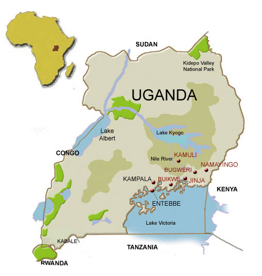 uganda new