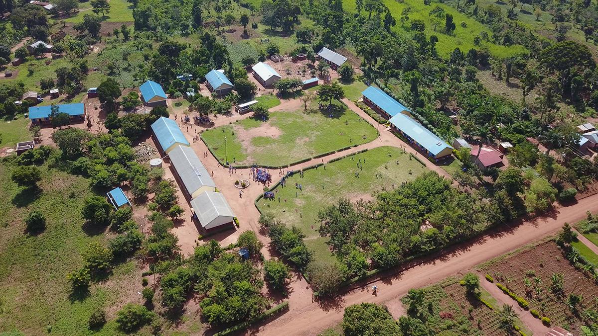 Nalango SS - aerial photo